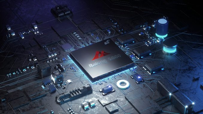 Huawei launches 5G chipset, named Balong 5000 - DRSC Media