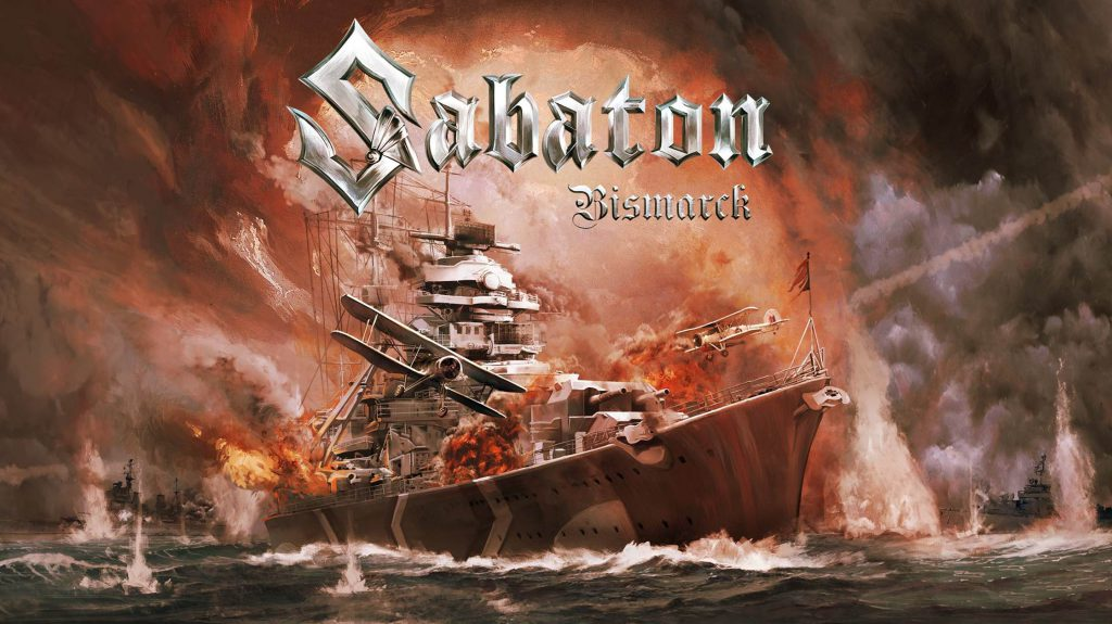 Sabaton Releases New Single And Music Video, Titled
