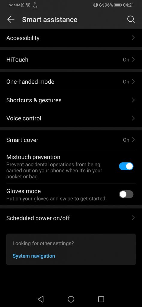 How to disable the annoying Google Assistant power button feature on