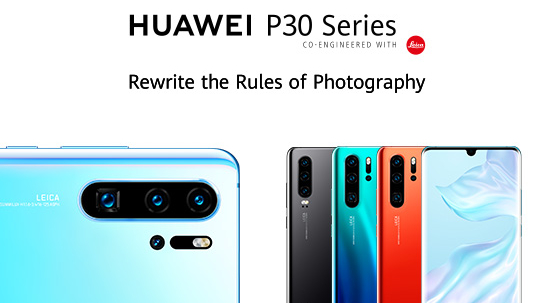 Beware: there are two entirely different Huawei P30 Lite