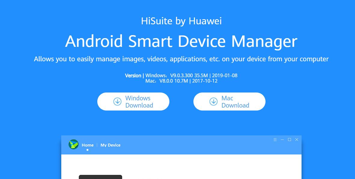 How to downgrade EMUI to the previous version via Huawei